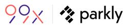 99x Parkly logos